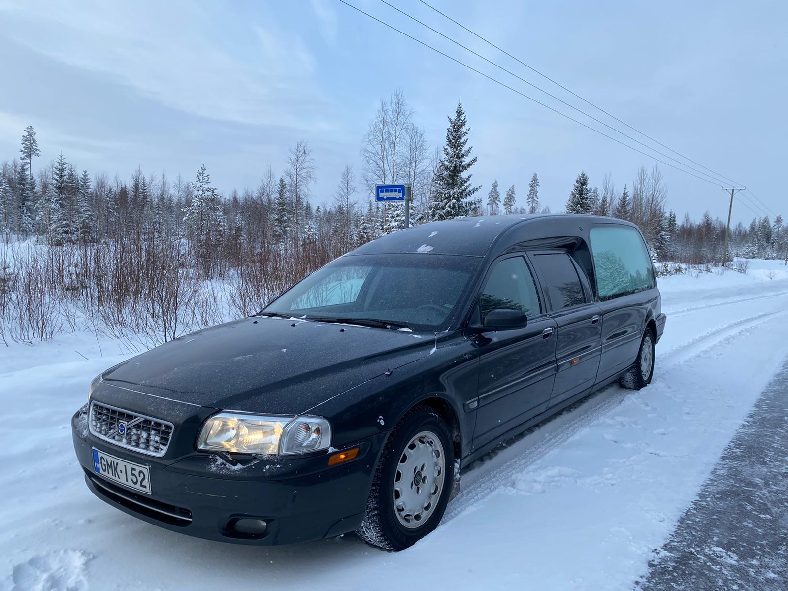 Volvo S80 5D