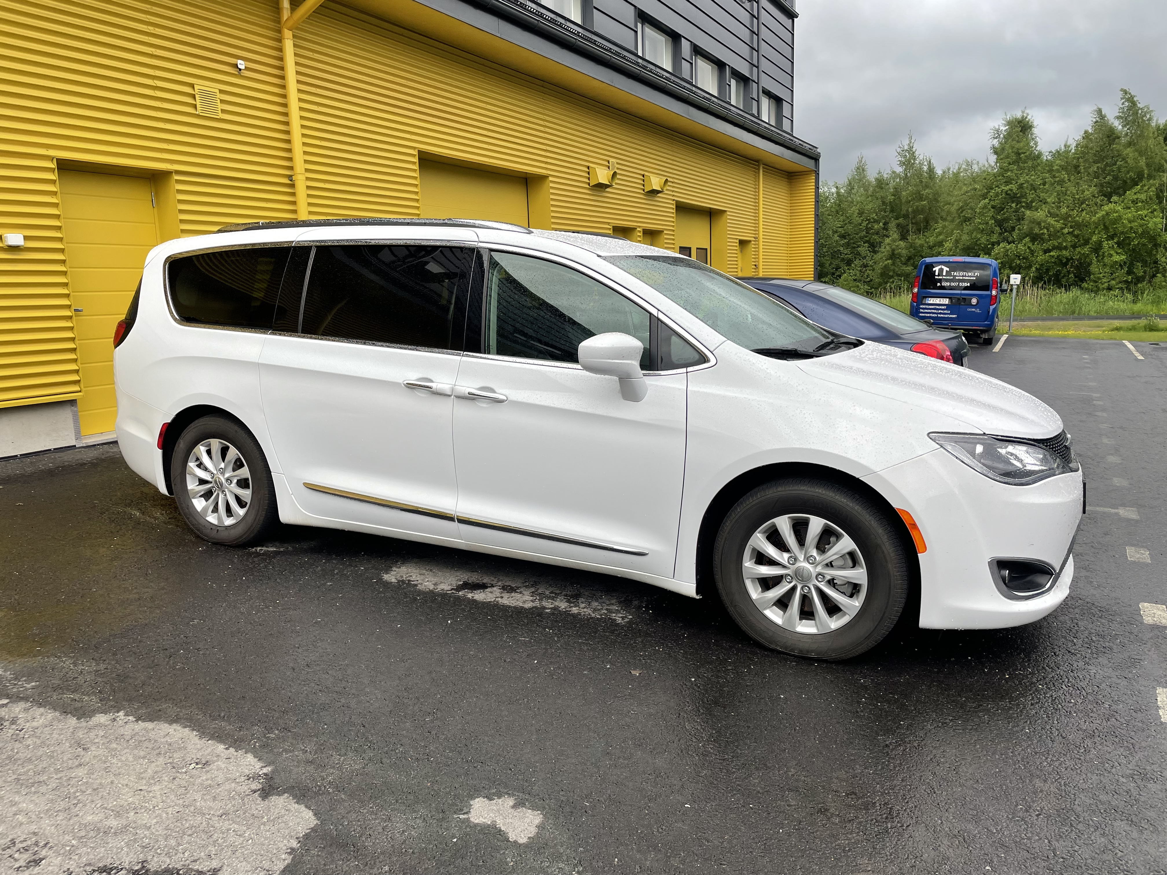 Chrysler Pacifica 3.6 Touring L
