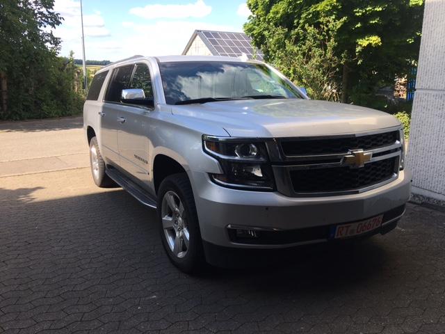 Chevrolet Suburban ESV
