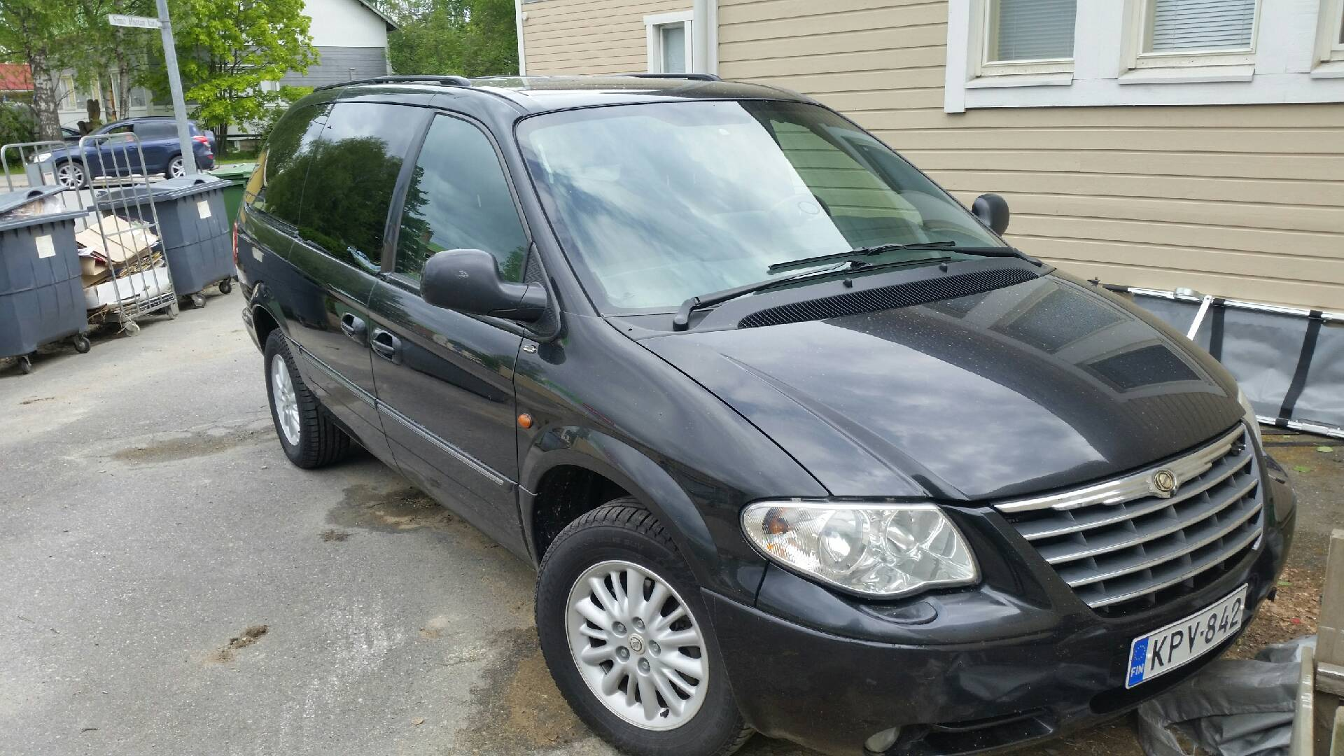 Chrysler Grand Voyager 2.8 CRD Limited