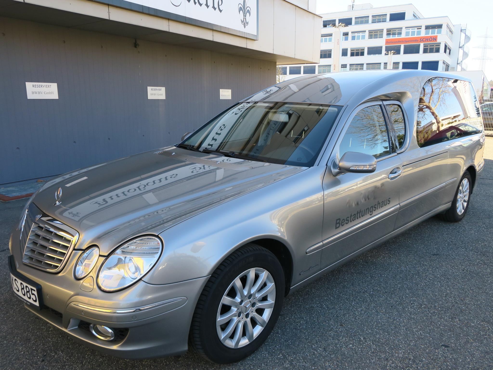 Mercedes Benz E 280 CDI Elegance