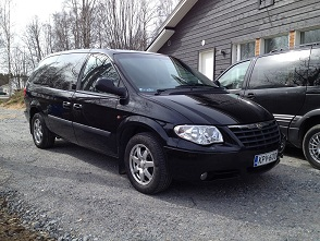 Chrysler Grand Voyager 3.3