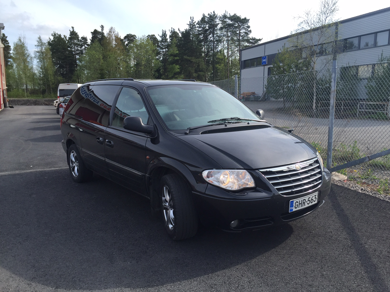 Chrysler Grand Voyager 3,3 AWD Limited